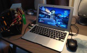 tarjeta grafica externa para laptop