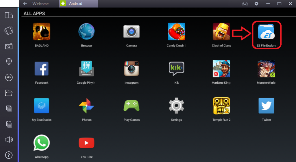 instagram para pc con bluestacks