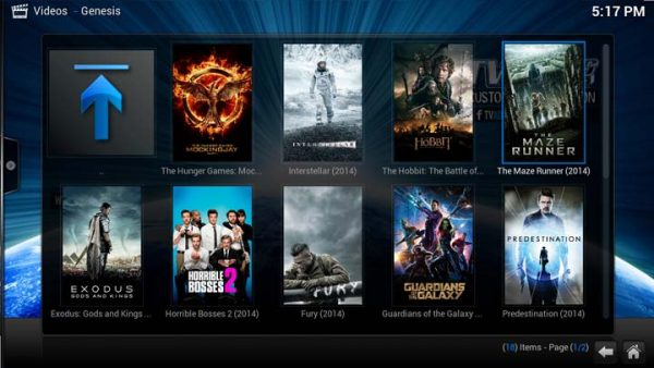 kodi aplicacion para android tv box