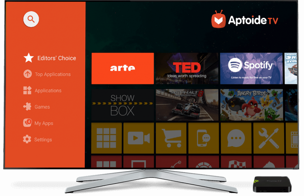 aptoide tv app