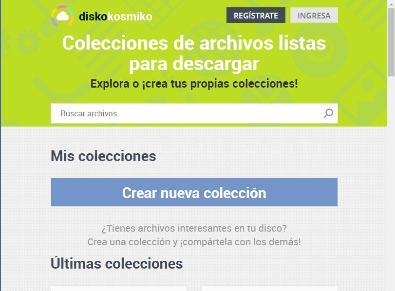 disko registracion